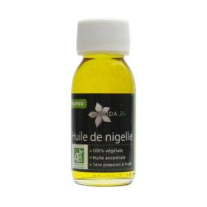 huile de nigelle bio saouda