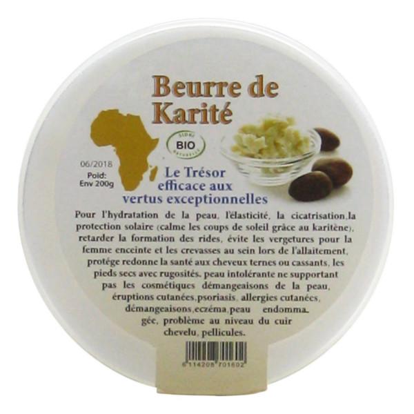 ou acheter du beurre de karite